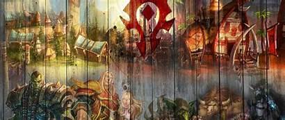 Warcraft Wow Horde Desktop 4k Ultra Wallpapers