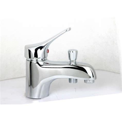 robinetterie cuisine pas cher essebagno mitigeur bain monotrou achat