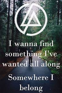 Quotes By Linki... Linkin Park Short Quotes