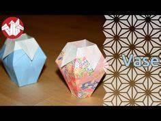 3d origami rainbow easter basket for eggs of paper With beautiful faire une maison en 3d 0 ville en papier youtube