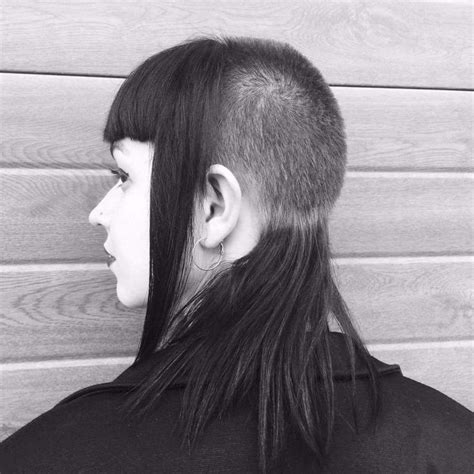 ideas  skinhead haircut  pinterest