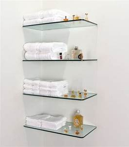 100 floating shelves perfect for storing your belongings With beautiful floating glass shelves ideas