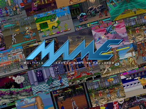 mame wallpaper gallery