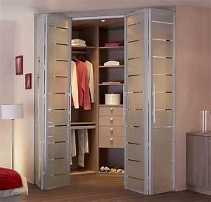 Porte De Placard Pliante : portes pliantes lo c gr aume les meubles du roumois ~ Dailycaller-alerts.com Idées de Décoration