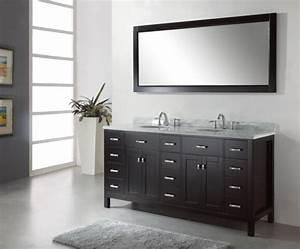 Armoire De Salle De Bain Avec Miroir : une armoire de salle de bain avec miroir pour le style de ~ Dailycaller-alerts.com Idées de Décoration