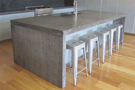 inset kitchen cabinets concrete studio handmade concrete bench tops and basins 1869