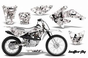 honda crf80 crf100 graphics dirt bike decals 2004 2010 With honda 100 dirt bike