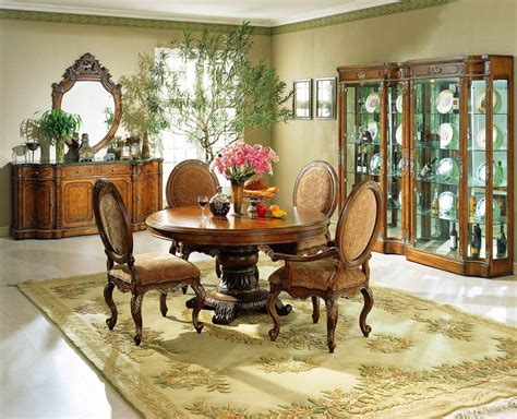 tapestry formal  dining room collection