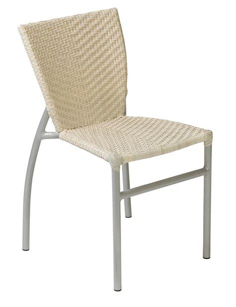 Chaises Privées Chaises De Jardin En Aluminium Empilables Collection