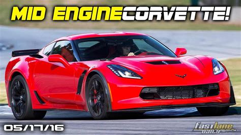 C8 Corvette With Midengine, Bmw Porsche 911 Rival, Bmw