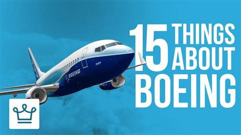 15 things you didn 39 t know about boeing funnycat tv