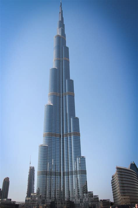 Present and Future Skyscrapers: The World's 10 Tallest