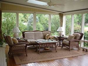 small screen porch furniture ideas With screened in porch furniture ideas