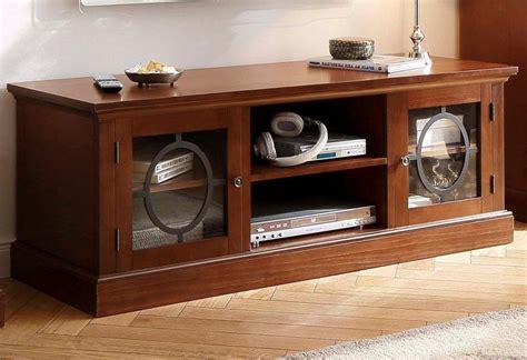 home affaire tv lowboard 187 lugano 171 breite 140 cm mit 2 t 252 ren mit glaseins 228 tzen und eisen dekor