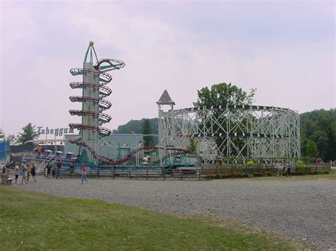 Lakemont Park (Altoona, PA): Skyliner, Leap-The-Dips & More