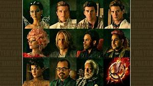 The Hunger Games: Catching Fire Wallpaper - #10038352 ...