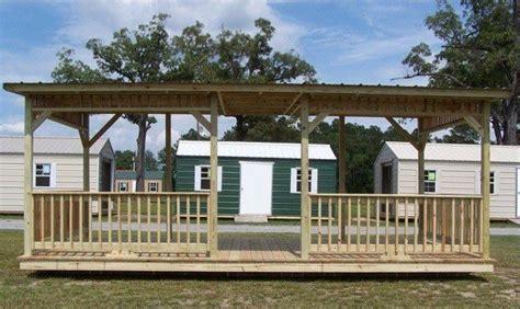 Portable Porches by Portable Buildings Garden Porches Wiggins Ms