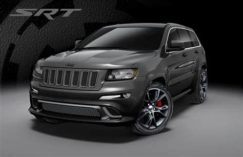 jeep grand cherokee srt special editions alpine vapor