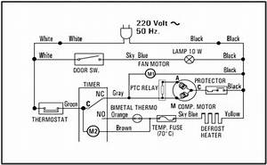 Electrical Timer Wiring Diagram