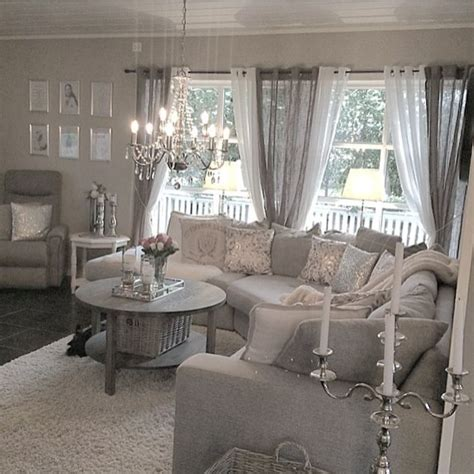 chic window treatment ideas for living room best 25 family