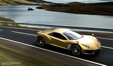 This Lamborghini Supercar Concept Is Something Ferruccio