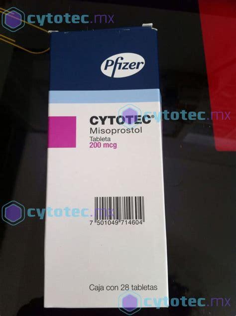 Citotec Pfizer Imágenes Y Presentación De Cytotec Misoprostol Cytotec