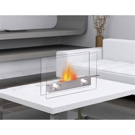 Indoor Biofuel Fireplace - anywhere fireplace 14 in metropolitan tabletop vent free