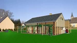 Maison Bioclimatique Passive : passive archives atelier architecture verte ~ Melissatoandfro.com Idées de Décoration