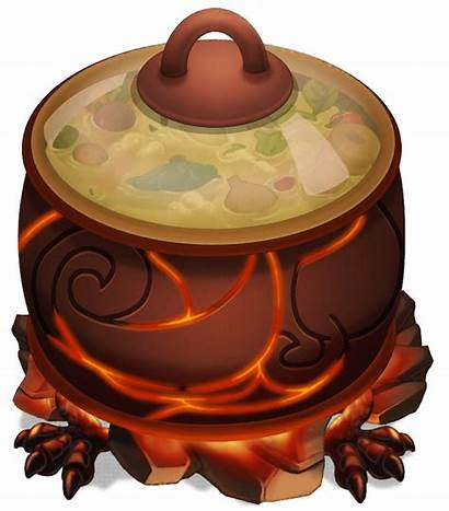 Cooking Pot Singing Cauldron Monsters Clipart Soup