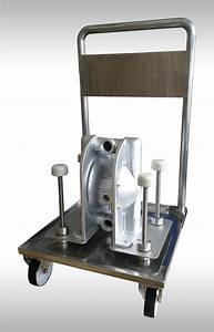 Mobile Pump With Height Adjustable Inlet