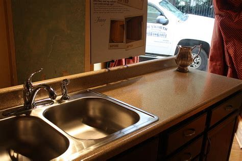 Review of Rust Oleum Countertop Transformations and