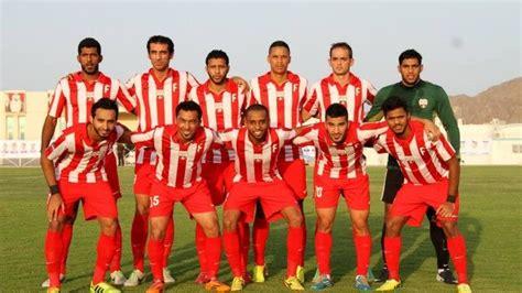 fujairah sports club uae soccer team footballclub