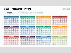 Calendario 2019, más de 150 plantillas para imprimir y