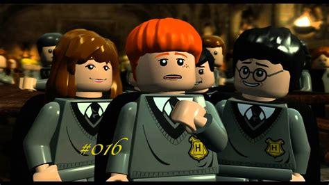 Conviértete en un mago o bruja y lucha contra los mortífagos comandados por lord voldemort. Lego Harry Potter Jahre 1-4 - Lets Play 016 - YouTube
