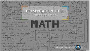 math powerpoint templates free download - math powerpoint background templates