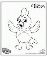 Sprout Coloring Chica Pages Chicka Party Chicken Birthday Drawing Pbs Sprouts Sheet Universal Sproutonline Themes Comments Sheets Colouring Getdrawings Coloringhome sketch template