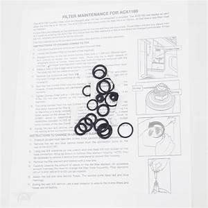 Rti Arctic Pro Filter Kit Rhs980 360-82133-00