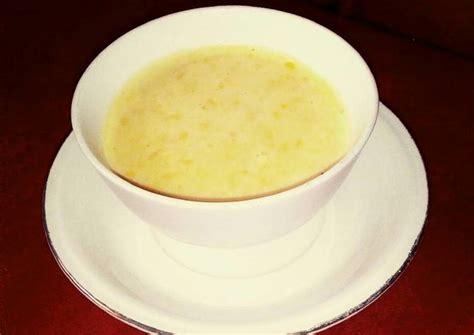 Resep sajian krim sup jagung kali ini merupakan sajian yang akan bisa anda buat di rumah dengan gampang. Resep Sup Krim Jagung Keju oleh dian dp azmy - Cookpad