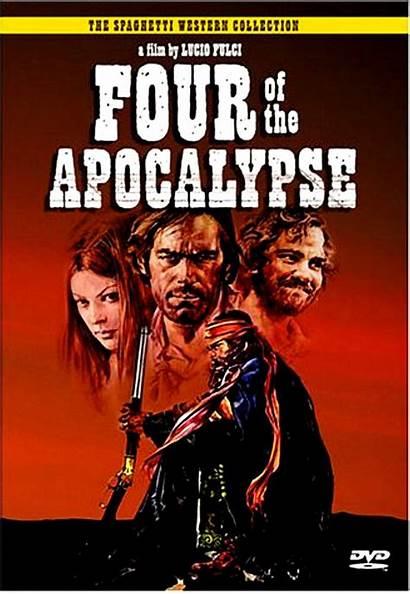 Apocalypse Quatre Jaquette Poster Apocalisse Dell Dvd