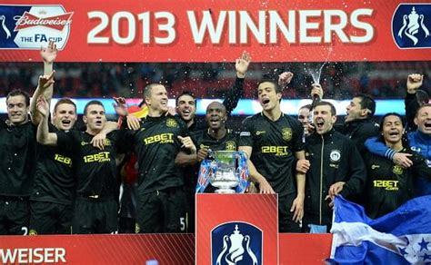 FA Cup final: Manchester City vs Wigan Athletic - Five ...