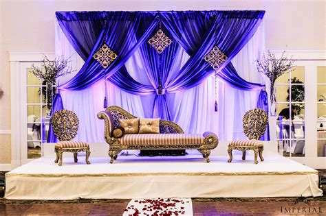 Simple Wedding Stage Decorations For Reception Diary
