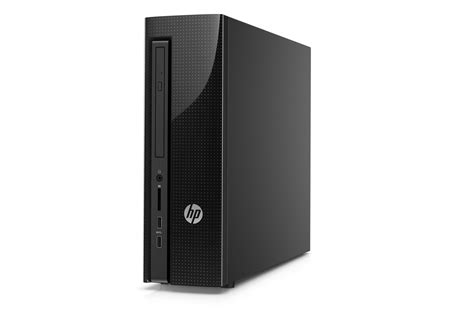 configurer pc de bureau pc de bureau hp slimline 450 a00nf 4135946 darty