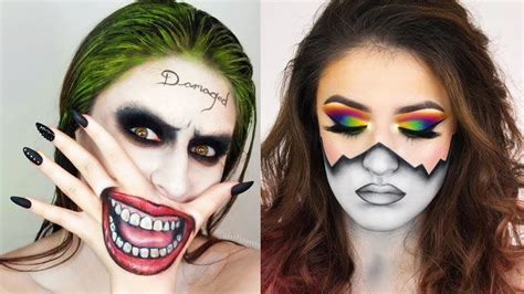 creative makeup ideas  beauty tutorials compilation youtube