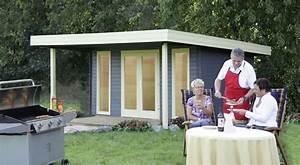 Gartenhaus Mit Flachdach : gartenhaus flachdach pultdach my blog ~ Michelbontemps.com Haus und Dekorationen
