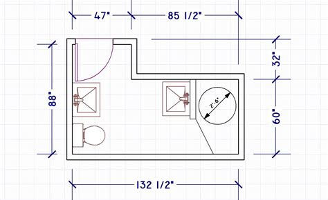 How To Design A Small Bathroom Layout by Small Bathroom Design Layouts Best Layout Room