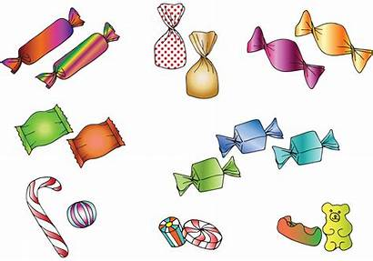 Vector Candy Christmas Gift Clipart Vecteezy Graphics