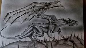 Dibujos de Dragones Chidos a Lápiz Dibujos Chidos
