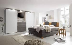 Schlafzimmer Set Mit Boxspringbett : schlafzimmer komplett boxspringbett boxspringbett ~ Lateststills.com Haus und Dekorationen