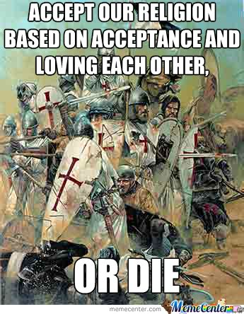 Crusade Memes - the crusades in a nutshell by jazzchameleon meme center