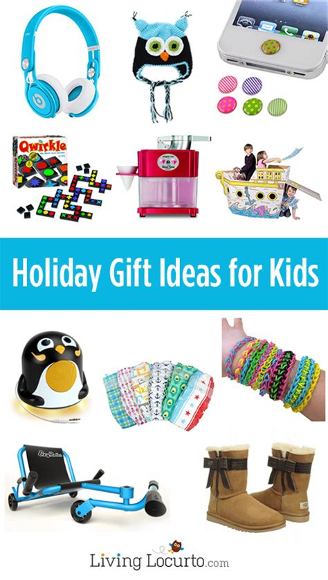 christmas holiday gift ideas for kids
